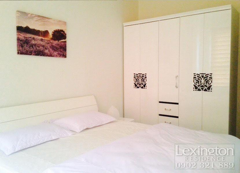 Lexington Quận 2 - phòng ngủ căn hộ