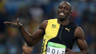 Rio Olympics: Usain Bolt Wins His Third Olympics 100m Gold Medal
