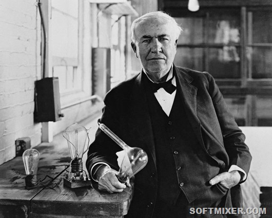 the life and achievements of thomas edison