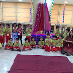 Pre- primary Section Celebrated Ganesh Chaturthi at Witty World (2015-16)