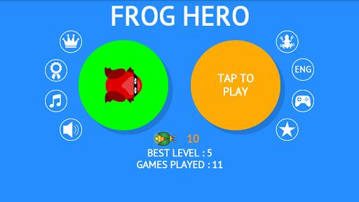 最高のゲーム - カエルのヒーロー