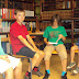 Leerlingenraad leest voor (05/2011)