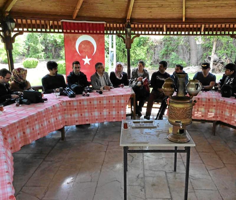 FOTOĞRAF SANATÇILARI ZİLE'DE