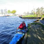 023-We varen met Michel Rasenberg als toerleider van Idzega naar Oudega en Heeg.Vertrek te 10.30u...