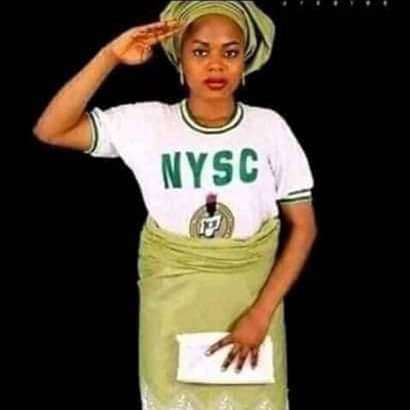 Umu Ada Jokingly Protest Against Ban on Wearing Skirt for NYSC