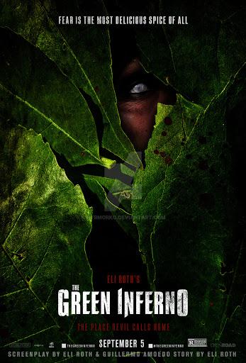The Green Inferno - Rừng Địa Ngục