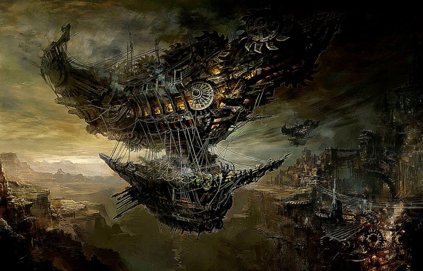 270 Steampunk Wallpapers  Steampunk Backgrounds