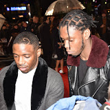 OIC - ENTSIMAGES.COM - Krept and Konan at the  Creed - UK film premiere at the Empire Leicester Sq London 12th January 2016 Photo Mobis Photos/OIC 0203 174 1069