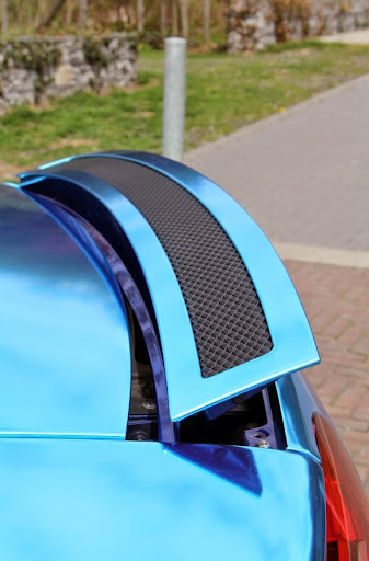 2013 XXX Performance Audi R8 V10 - Rear Spoiler