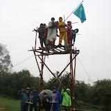 パイオニア訓練(3月18日・城山キャンプ場)