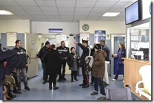 Blitz dei Nas all'Ospedale Loreto Mare