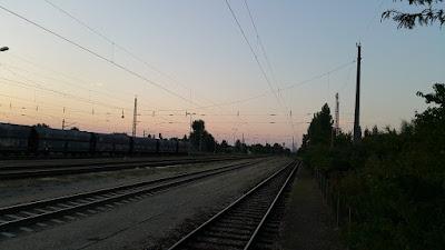Bahnhof Hohenau
