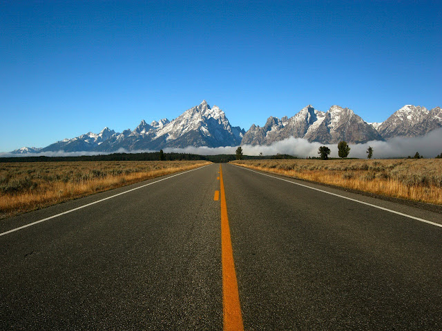 Mountains,Way,Amazing Wallpapers