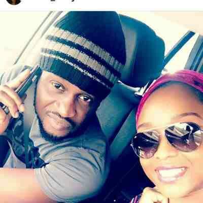 Peter Okoye & Wife, Lola Congratulate Paul Over Twins