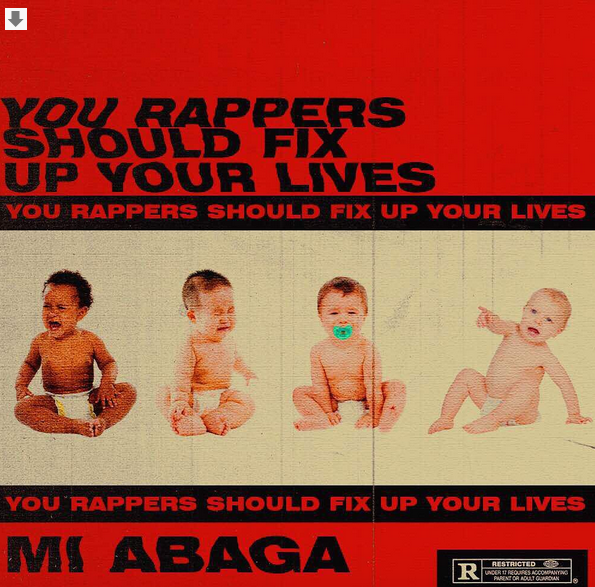 [Music] MI Abaga – You Rappers Should Fix Up Your Life | @MI_Abaga