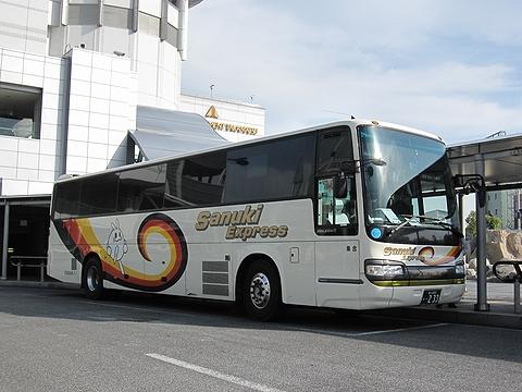 四国高速バス「さぬきエクスプレス八幡浜」・233 日野セレガR-FD(KL-RU1FSEA)
