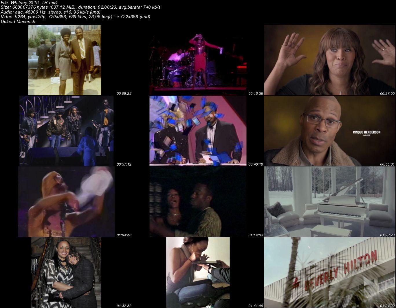 Whitney - 2018 Türkçe Dublaj Mp4 indir