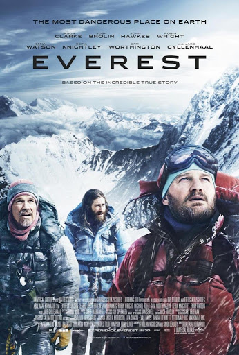Έβερεστ (Everest) Poster