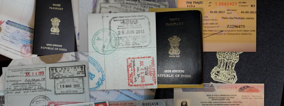 Visas for Indian Citizens