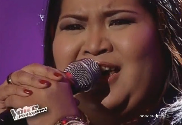 Labels: Janice Javier , The Voice of the Philippines , TV