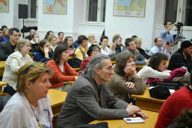 Seara cultural duhorvniceasca la FTOUB 319
