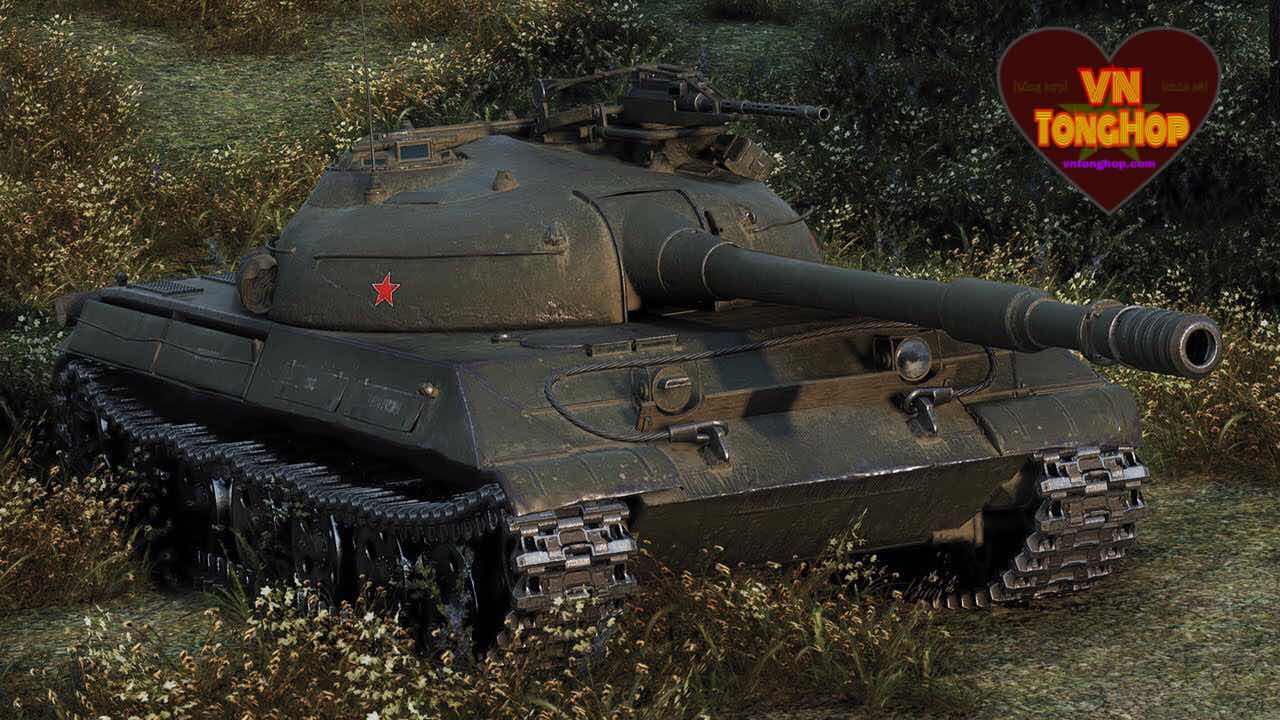 Cách chơi object 430u World of tanks