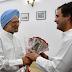 """""""भारताला डॉ.मनमोहन सिंह यांच्यासारख्या पंतप्रधानाची कमतरता जावणत आहे""""- राहुल गांधी"""