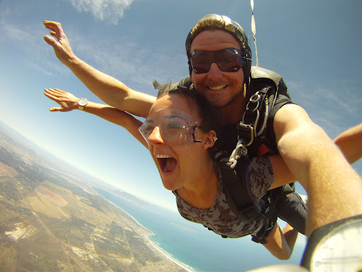 Skydiving South Africa | Tandem Skydiving | Skydiving Cape
