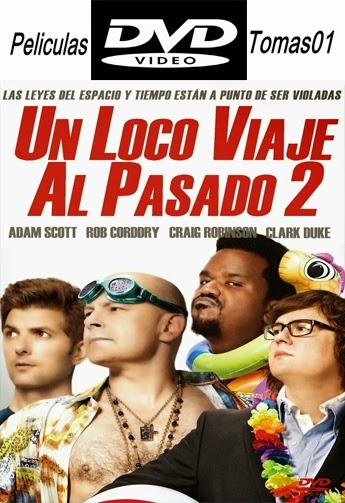 Un Loco Viaje Al Pasado 2 (Jacuzzi al Pasado 2) (2015) DVDRip