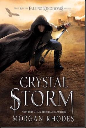 Crystal Storm  (Falling Kingdoms #5)