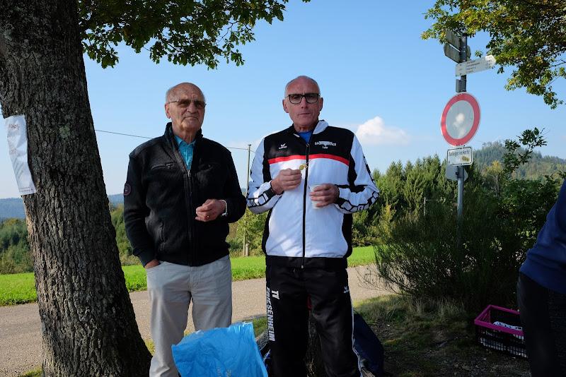 Lauf zum Geroldseck am 23.09.2017