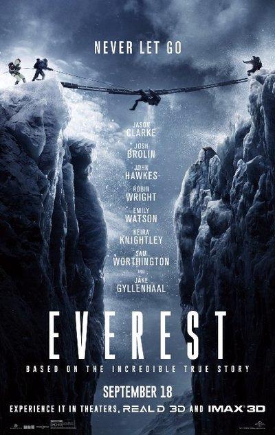 Thảm Họa Đỉnh Everest - Everest (2015)