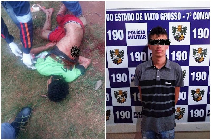 Homicidio Tangará da Serra