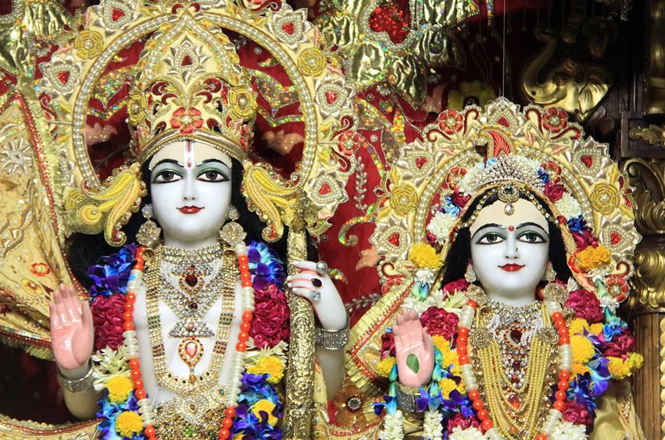 ISKCON Delhi Deity Darshan 29 May 2016 (3)