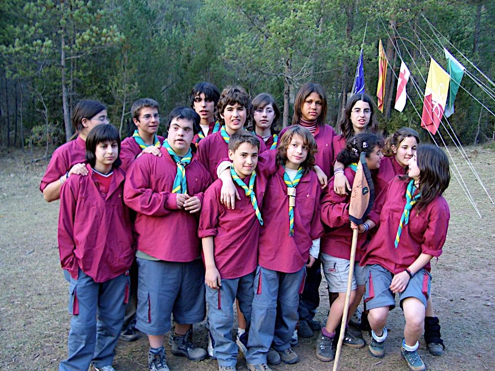 Campaments amb Lola Anglada 2005 - CIMG0273.JPG