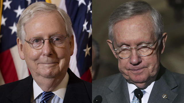 Harry Reid Warns Biden Against Packing Supreme Court: 'We Better Be Very, Very Careful'