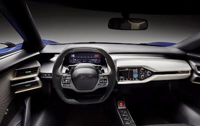 2016 Ford GT V6 Ecoboost 10