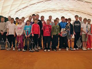 Детский одиночный турнир - 24 марта 2012
