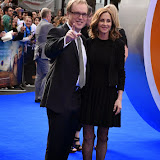 OIC - ENTSIMAGES.COM - Brad Bird at the Tomorrowland: A World Beyond European Premier in London 17th May 2015  Photo Mobis Photos/OIC 0203 174 1069