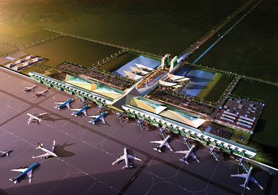 Cambodia International Airport Siem Reap