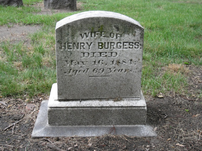 Burgess_Elizabeth_back of headstone