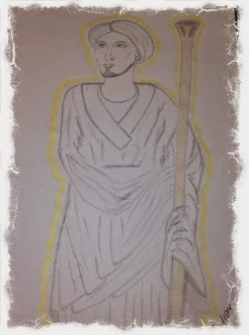 my depiction of Serapis