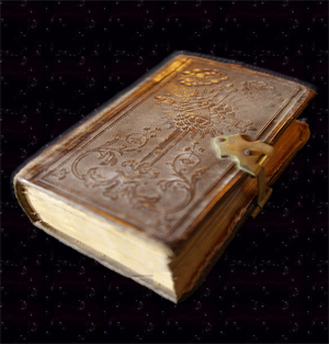 Book Background, Book Of Shadows