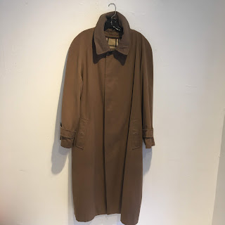 Burberry Light Brown Trench Coat