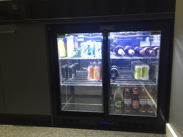 mancave bar, man cave bar, wet bar, bar fridge