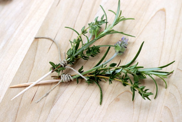 Herb Bouquet Garni via homework (9)