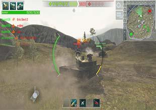 لعبة Tank Force