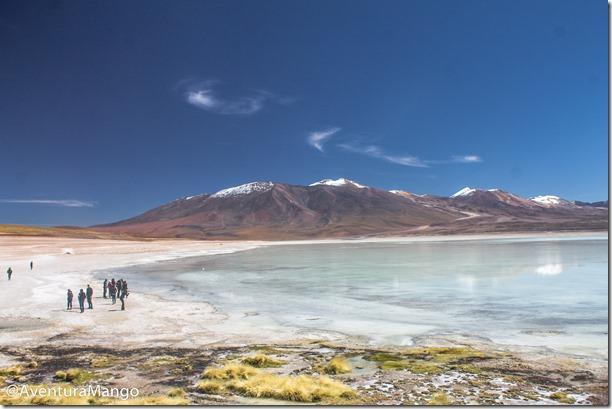 Laguna Blanca - Bolívia