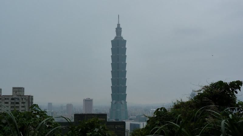 TAIWAN Taipei,Elephant mountain et proche de Shiding - P1140352.JPG