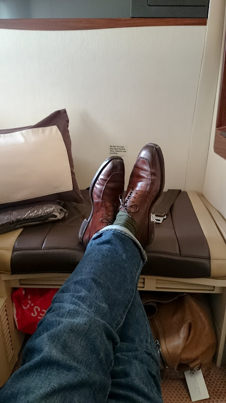 SIN%252520PVG 30 - REVIEW - Singapore Airlines : Suites - Singapore to Shanghai (A380)